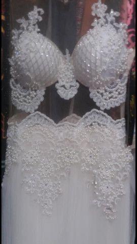 Vende-se Vestido de Noiva  - Foto 4