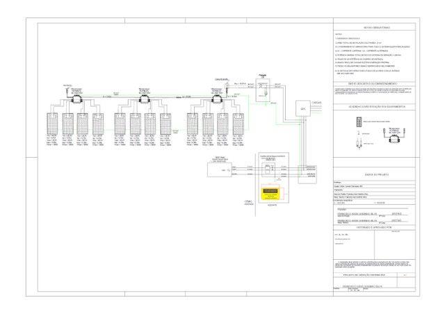 Projeto Fotovoltaico Cemig Até 10Kwp 400 Reais
