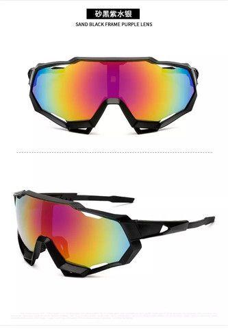 Óculos ciclismo proteção UV400