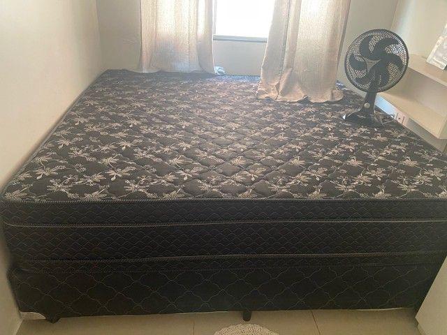 Vendo uma cama semi novo  - Foto 4