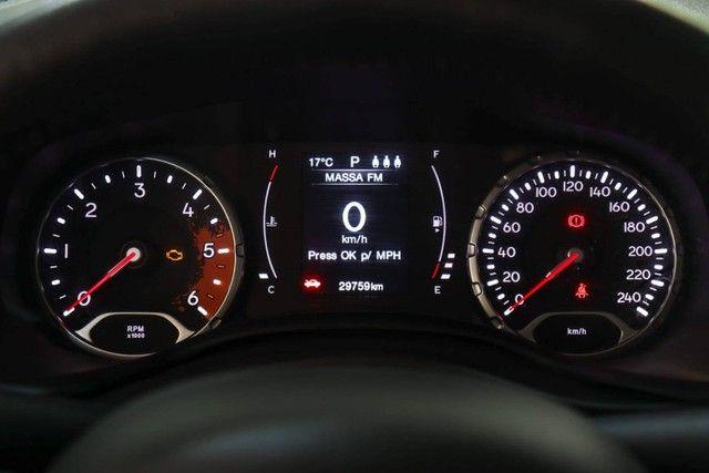 Jeep Renegade 2.0 Diesel Longitude 4X4 automático 2019 - Foto 12