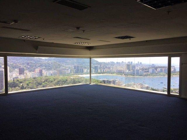 Sala/Conjunto para aluguel com 704 metros quadrados em Botafogo - Rio de Janeiro - RJ - Foto 4
