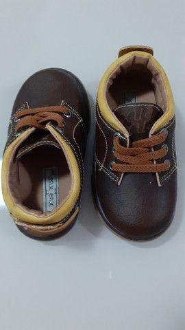Sapato Novo para Menino