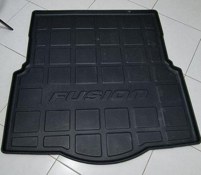 Proteção porta malas Fusion NOVÍSSIMO