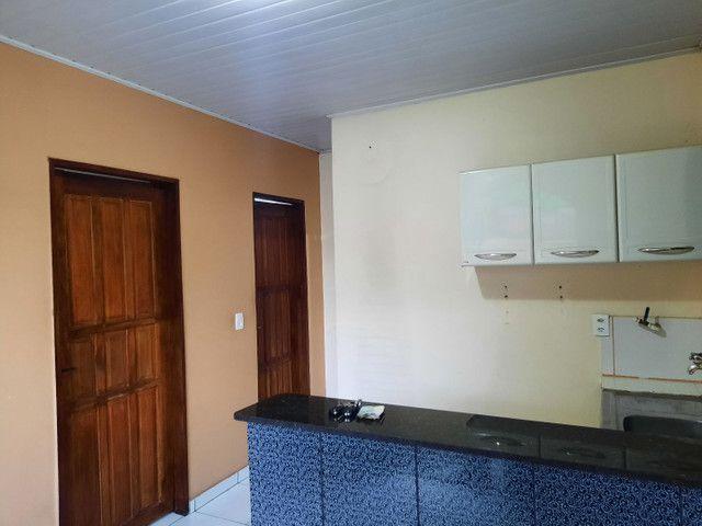 Novo Aleixo casa com 4 quartos mais 1kitnete terreno 8x20 murado.  - Foto 8