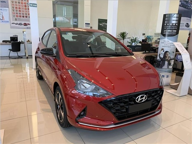 Hyundai Hb20 2022 1.0 tgdi flex sport automático - Foto 3