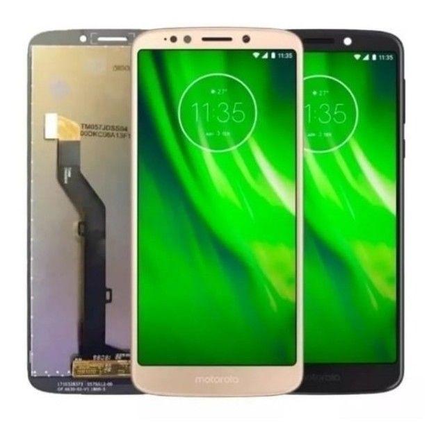 Tela Touch Display Motorola E5 E5 Play E5 Plus E6 E6 Plus