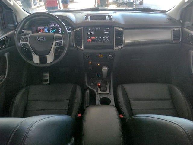 Ford RANGER XLT 3.2 20V 4X4 CD DIESEL AUT. - Foto 8
