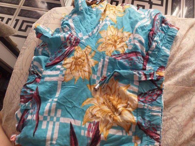 Vendo lote de roupas novas e semi novas  - Foto 6