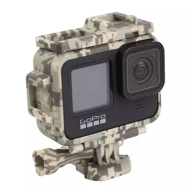 Frame camuflado para GoPro Hero 9