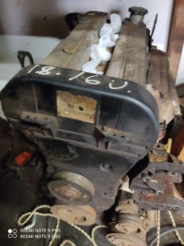Motor Zetec Ford 1.8 16V Gasolina