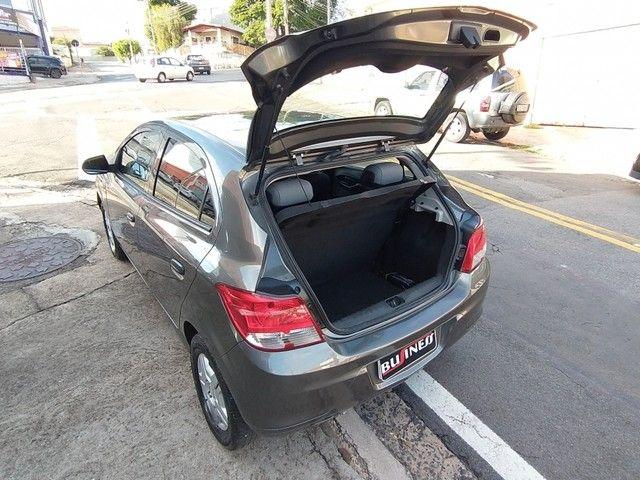 Chevrolet Onix 1.0 LS 8V FLEX 4P MANUAL - Foto 10