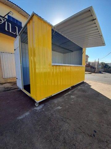 Container Desmontável para Lanches - Foto 4