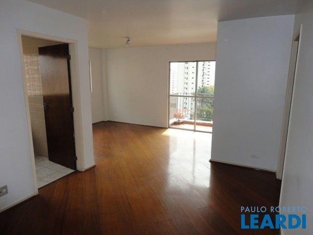 Apartamento para alugar com 2 dormitórios em Campo belo, São paulo cod:655056