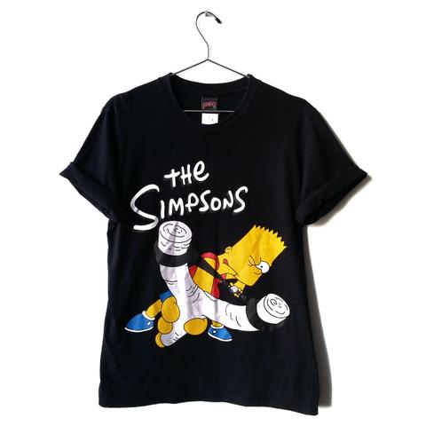 Camisa the simpsons