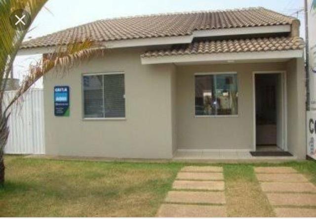 Vende-se casa no condomínio fechado Terra Brasil