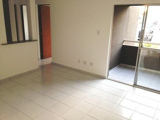 Apartamento de 57 m² no Grand Village Araçagy I, com 02 quartos sendo 01 suíte
