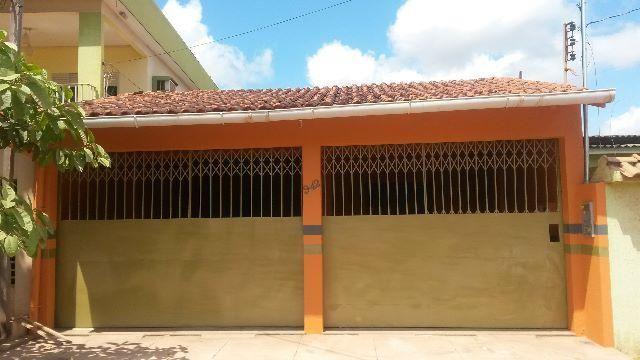 Casa no bairro de Aparecida