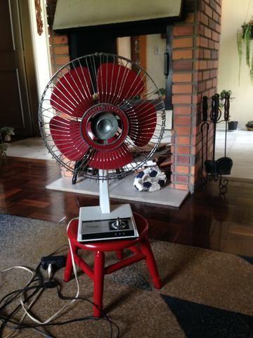 Ventilador General Eletric Vortalex Super Luxo 110 V
