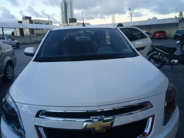 Chevrolet Cobalt 1.8 LTZ Automático, Unica Dona- Novíssimo 35.800 Km, Top da Categoria - Foto 7