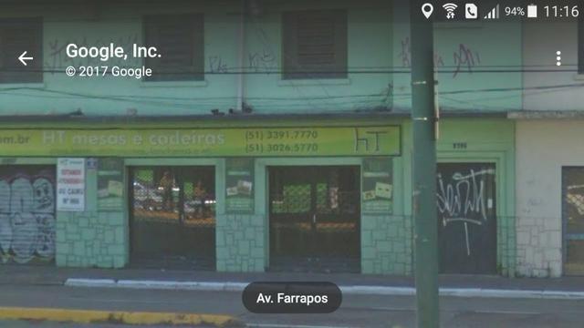 Ótima loja na Av. Farrapos, no bairro Navegantes - Porto Alegre -RS