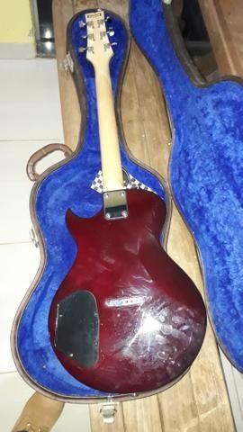 Guitarra ibanez + pedal hot head - Foto 6