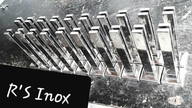 Torre inox pinça - Foto 2