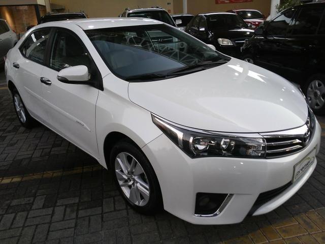 Toyota Corolla 1.8 gli Upper 2016/2017 Automático