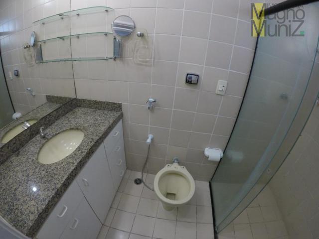 Apartamento com 3 dormitórios à venda, 116 m² por r$ 390.000,00 - cocó - fortaleza/ce - Foto 15