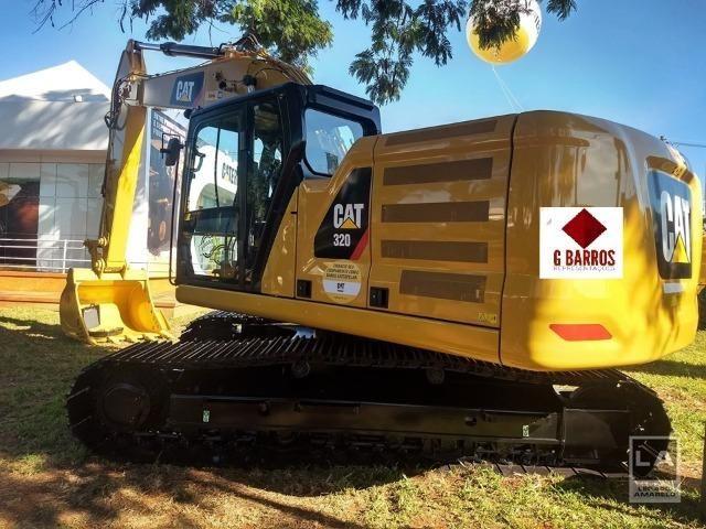 Escavadeira Caterpillar 320 Peso Operacional : 22.220 kg 2021 - Foto 3