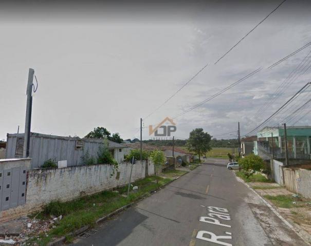 Terreno à venda, 377 m² por r$ 253.995 - boneca do iguaçu - são josé dos pinhais/pr - Foto 4