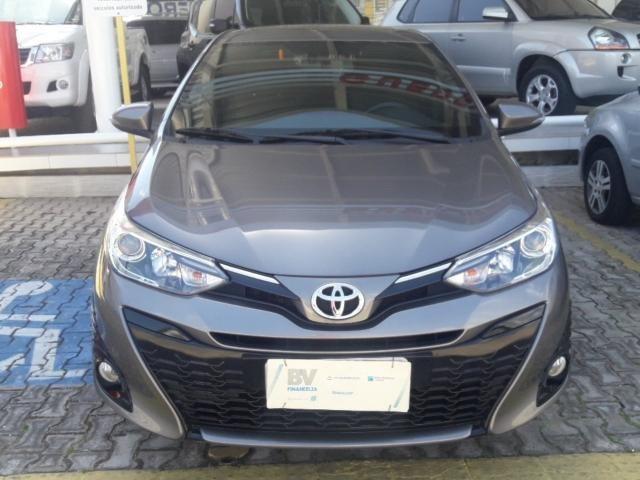 Toyota yiaris 2018/2019 1.5 16v flex xls multidrive - Foto 5