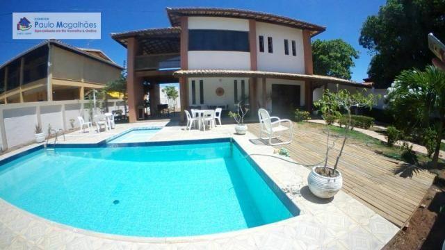 Casa com 5 dormitórios à venda, 200 m² por R$ 1.100.000 - Patamares - Salvador/BA