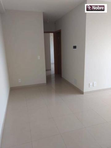 Apartamento com 2 dormitórios para alugar, 70 m² por r$ 995,00/mês - plano diretor sul - p - Foto 8