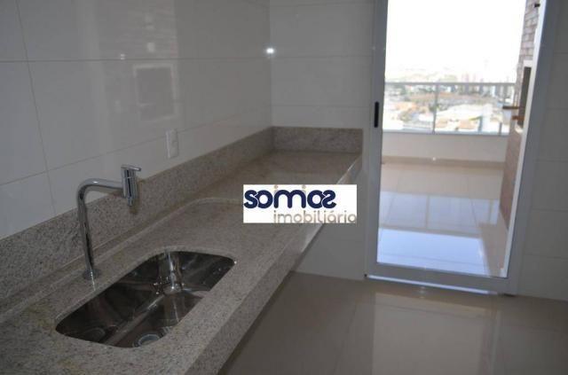 Apartamento com 4 dormitórios à venda, 178 m² por r$ 1.105.000,00 - jardim goiás - goiânia - Foto 17