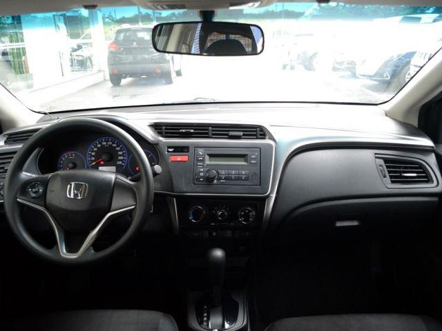 Honda City LX 16/17 Flex Branco - Foto 4