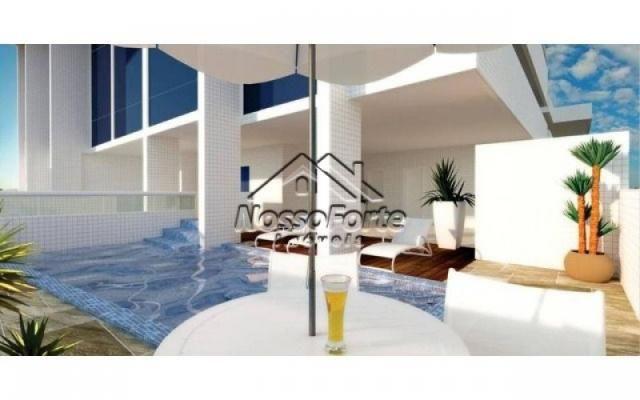 Apartamento na Aviação em Praia Grande - Foto 2