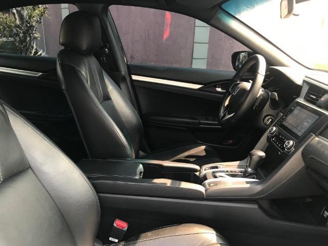 Honda Civic sport 2.0 flex com gnv 5.geração automático cvt completo 2018 - Foto 12