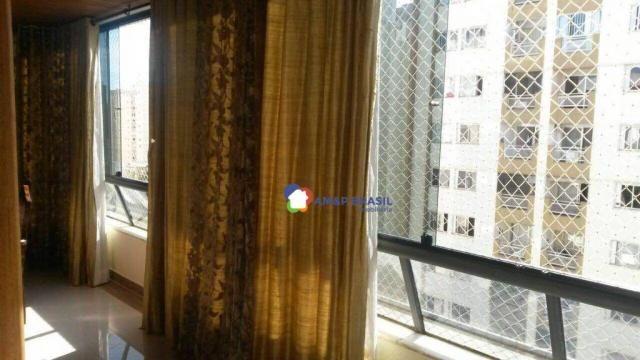 Apartamento Duplex com 4 dormitórios à venda, 450 m² por R$ 1.500.000,00 - Setor Bueno - G - Foto 4