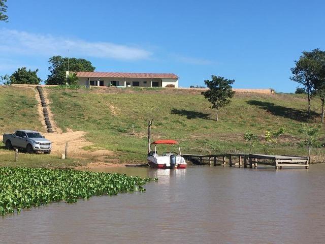Fazenda 4400 hectares divisa com Goiás, a 500 km de Cuiabá e 500 km de Goiânia! PECUÁRIA! - Foto 12