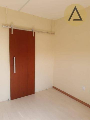 Sala para alugar, 70 m² por r$ 1.300,00/mês - centro - macaé/rj - Foto 2