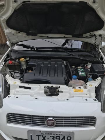 Fiat Punto Attractive Itália 1.4 Flex - Foto 9
