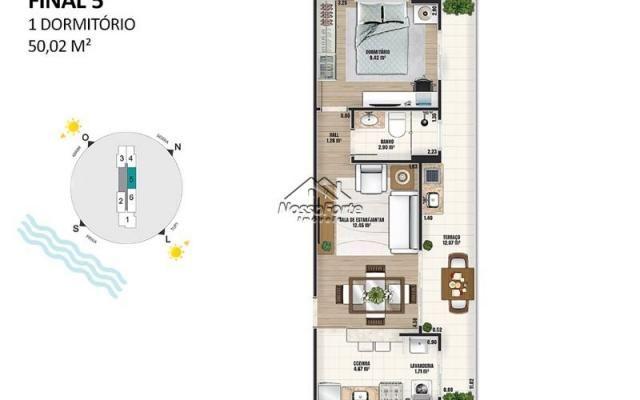 Lançamento Apartamento na Ocian em Praia Grande - Foto 19