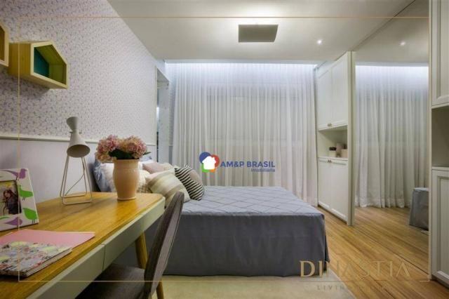 Apartamento com 4 dormitórios à venda, 326 m² por r$ 2.190.000,00 - setor marista - goiâni - Foto 9
