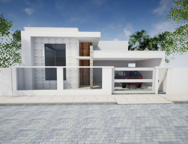 Casa nova 3suítes churrasqueira ofurô rua 10 Vicente Pires condomínio fechado