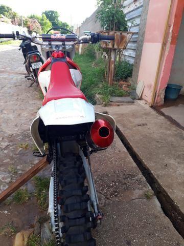 Crf 230 com kit 240cc