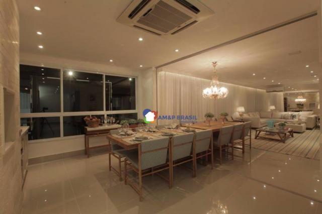 Apartamento com 4 dormitórios à venda, 175 m² por R$ 1.080.000,00 - Setor Marista - Goiâni - Foto 4