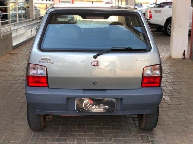 Uno Way 4p com pneus novos, vidros e trava. Financiamos 100% - Foto 4