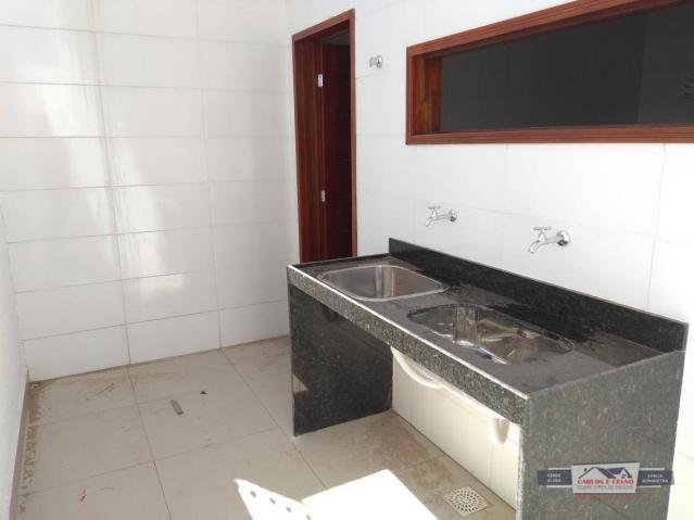 Apartamento Duplex com 4 dormitórios à venda, 160 m² por R$ 380.000 - Maternidade - Patos/ - Foto 10