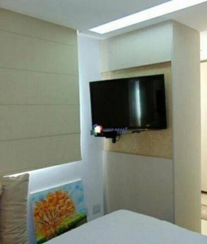 Apartamento com 2 dormitórios à venda, 69 m² por r$ 250.000,00 - parque amazônia - goiânia - Foto 12
